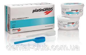 Platinum 95 (450г базы+450г катал),С400720,Zhermack - Dental-Club в Киеве