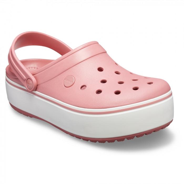 Женские кроксы Crocs Platform розовые 36 р.