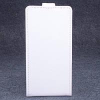 Чехол флип для Lenovo A536 белый