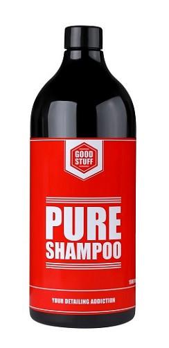 Высокопенный шампунь с нейтральным pH Pure Shampoo