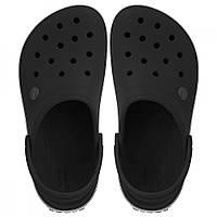 Кроксы женские Crocs Platform черные, фото 1