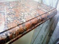 Подоконники из натурального камня (гранит, мрамор)