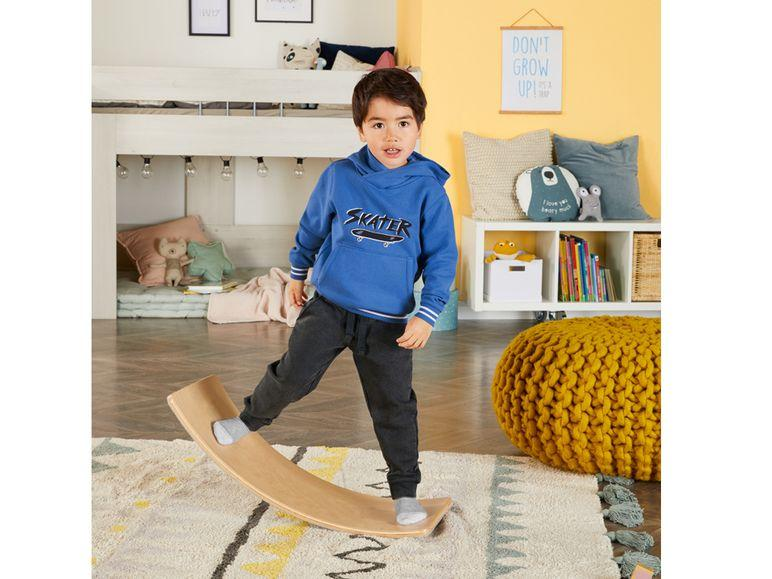 Трикотажные штаны на мальчика