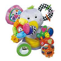 Развивающая игрушка Biba Toys Важный слон (JF039)