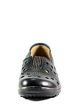 Мокасины женские Allshoes 5891 черные (36), фото 2