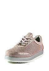 Кеди жіночі Allshoes рожевий 16824 (37), фото 3