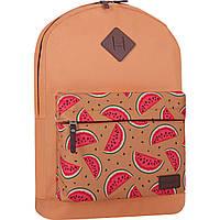 Рюкзак Bagland Молодежный 38*29*15 (оранжевый)