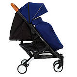 Легка і Зручна Прогулянкова коляска книжка Bene Baby D200 + Подарунок + Безкоштовна ДОСТАВКА, фото 3