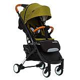 Легка і Зручна Прогулянкова коляска книжка Bene Baby D200 + Подарунок + Безкоштовна ДОСТАВКА, фото 6