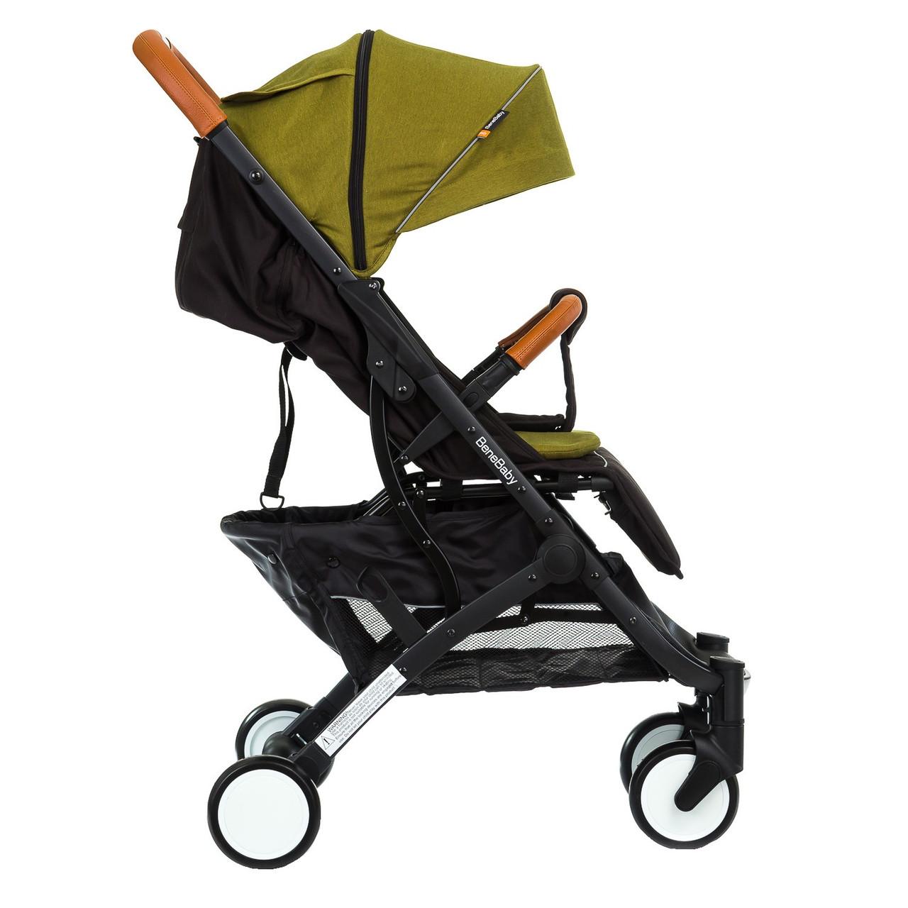 Легка і Зручна Прогулянкова коляска книжка Bene Baby D200 + Подарунок + Безкоштовна ДОСТАВКА