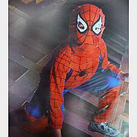 Детский костюм Спайдермен синий