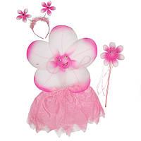 Детский костюм Цветочек с юбкой