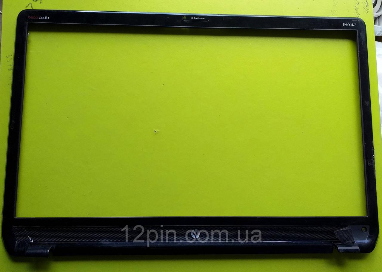 Рамка матрицы HP Envy DV7 7000 б.у. оригинал.