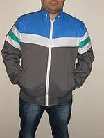 Европейская куртка мужская двухсторонняя оптом