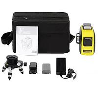 Лазерный уровень Firecore F93T XG комплектация без очков и мишени 3D green