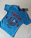Футболка коттоновая Tik Tok для мальчиков Размеры 3- 7 лет Турция, фото 6