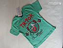 Футболка коттоновая Tik Tok для мальчиков Размеры 3- 7 лет Турция, фото 4