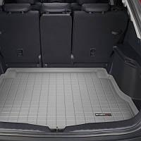 Коврик в багажник Honda CR-V III 2006 - 2012 серый, Tri-Extruded (WeatherTech) - штука, фото 1