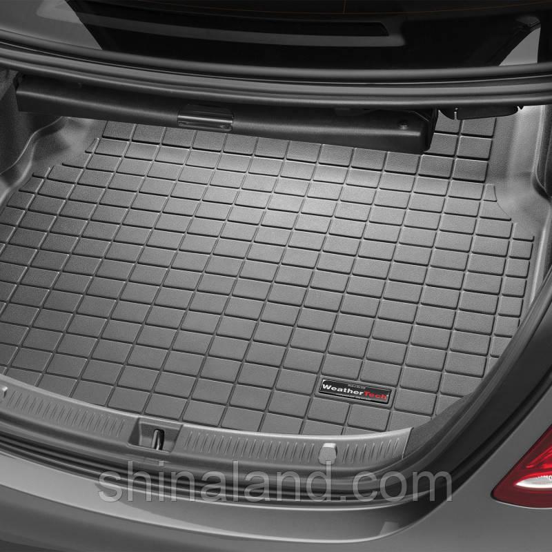 Килимок в багажник Mercedes-Benz E-Class (W213) 2016 - чорний, Tri-Extruded (WeatherTech) - штука
