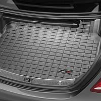 Килимок в багажник Mercedes-Benz E-Class (W213) 2016 - чорний, Tri-Extruded (WeatherTech) - штука, фото 1