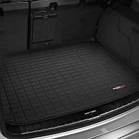 Килимок в багажник Mercedes-Benz ML (W166) 2011 - 2015, GLE (W166) 2015 - 2018 чорний, Tri-Extruded, фото 1
