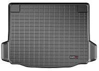 Коврик в багажник Bmw X3 (G01) 2017 - с запаской, черные, Tri-Extruded (WeatherTech, 401087) - штука