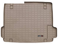 Коврик в багажник Bmw X3 II (F25) 2010 - 2017 бежевые, Tri-Extruded (WeatherTech, 41497) - штука