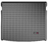 Коврик в багажник Bmw X1 II (F48) 2015 - без системы регулировки положения заднего дивана и наклона спинки, черные, Tri-Extruded (WeatherTech, 40848)