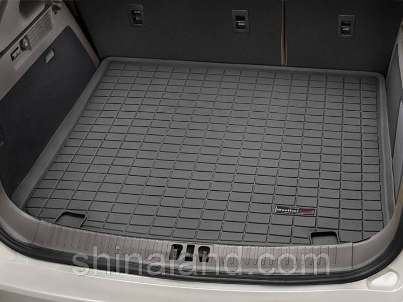 Коврик в багажник Lincoln MKX II 2015 - 2018 / Nautilus 2019 - черный, Tri-Extruded (WeatherTech) - штука