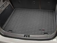 Коврик в багажник Lincoln MKX II 2015 - 2018 / Nautilus 2019 - черный, Tri-Extruded (WeatherTech) - штука, фото 1