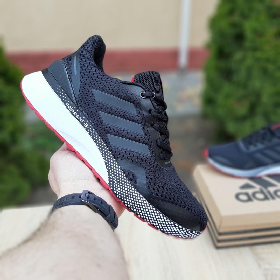 Чоловічі кросівки Adidas Nova Run X (чорні) 10091