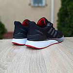 Чоловічі кросівки Adidas Nova Run X (чорні) 10091, фото 2