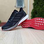 Чоловічі кросівки Adidas Nova Run X (чорні) 10091, фото 5