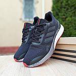 Чоловічі кросівки Adidas Nova Run X (чорні) 10091, фото 6