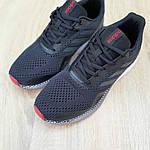 Чоловічі кросівки Adidas Nova Run X (чорні) 10091, фото 7