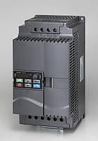 Преобразователь частоты Delta Electronics, 5,5 кВт, 460В,3ф.,векторный, со встроенным ПЛК,VFD055E43A