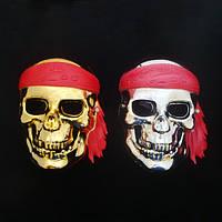 Маска Череп Пирата