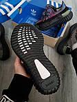 Чоловічі кросівки Adidas Yeezy Boost 350 Рефлективні - 370TP, фото 3