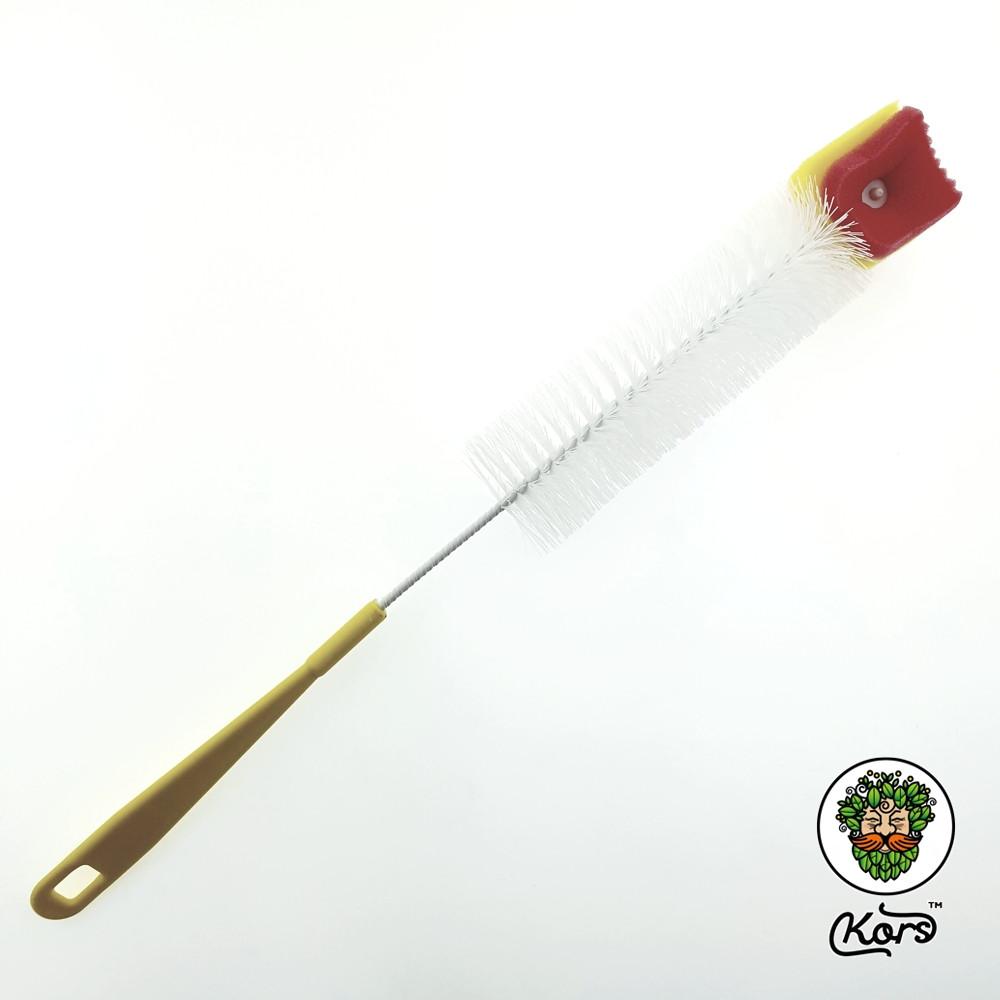 Щетка-ёрш 300 мм с ручкой