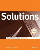 Falla Tim Solutions Upper-Intermediate. Workbook