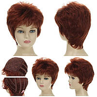 Парик из искусственных волос 3363: цвет 130 рыжий