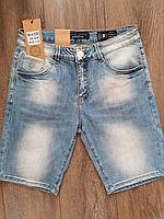 """Шорты мужские джинсовые на молнии размеры 30-38 """"LIKE"""" купить недорого от прямого поставщик"""