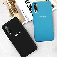 Силиконовый чехол для Samsung Galaxy A50