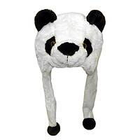 Шапка маска Панда