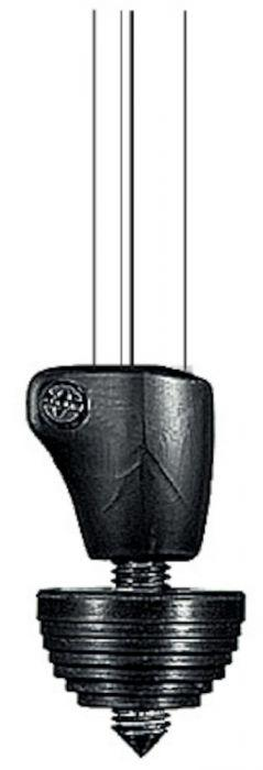 Шипованная ножка для штанги Manfrotto D11,6