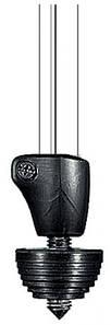 Шипованная резиновая ножка Manfrotto для штанги 20,4 мм