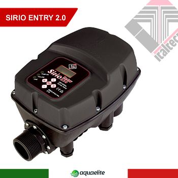Частотный преобразователь SIRIO Entry 2.0 Italtecnica (Италия)