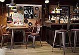 Стілець барний OZZY кави AMF (безкоштовна адресна доставка), фото 9