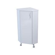 Комод угловой для ванной комнаты Базис 35-01 левый ПИК