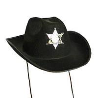 Шляпа Шерифа фетр